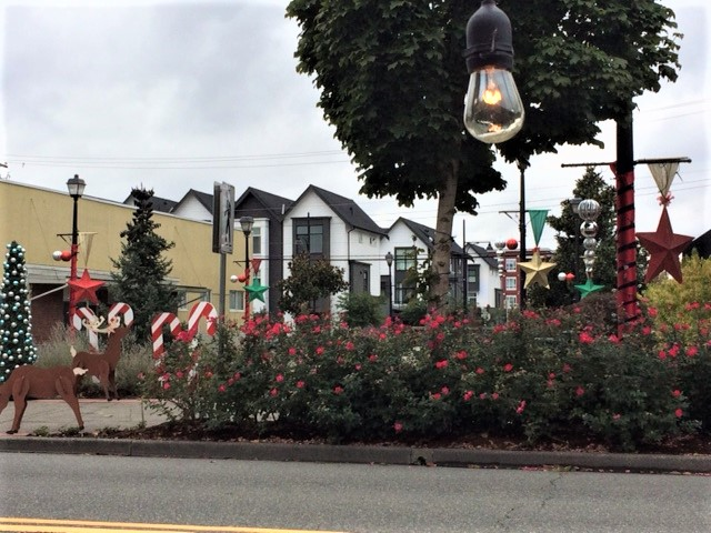 Time for Us to Come Home for Christmas - Movie Filming in Cloverdale, BC