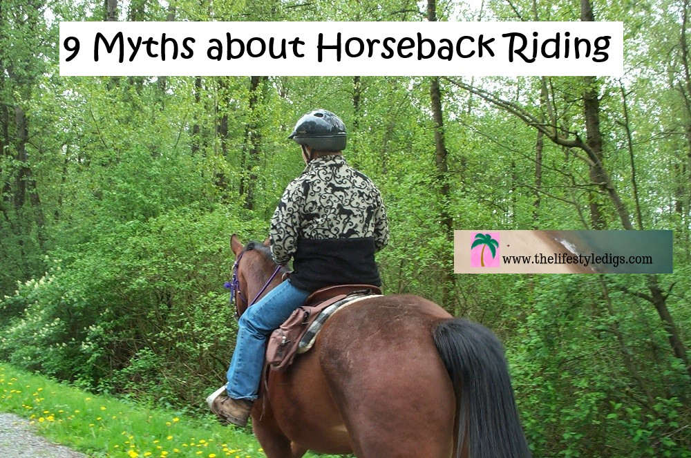 9 Myths about Horseback Riding