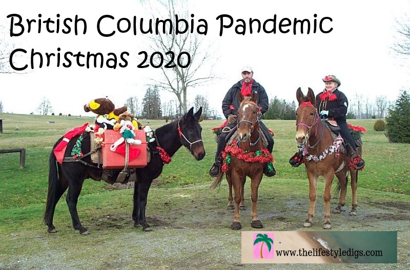 British Columbia Pandemic Christmas 2020