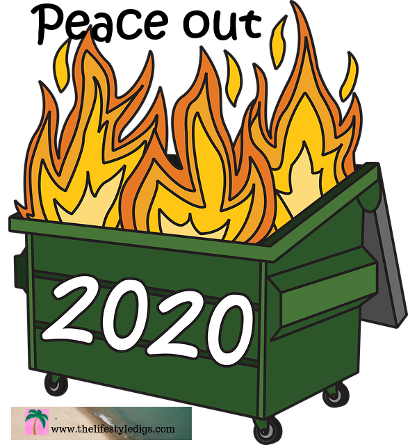 Peace out 2020!