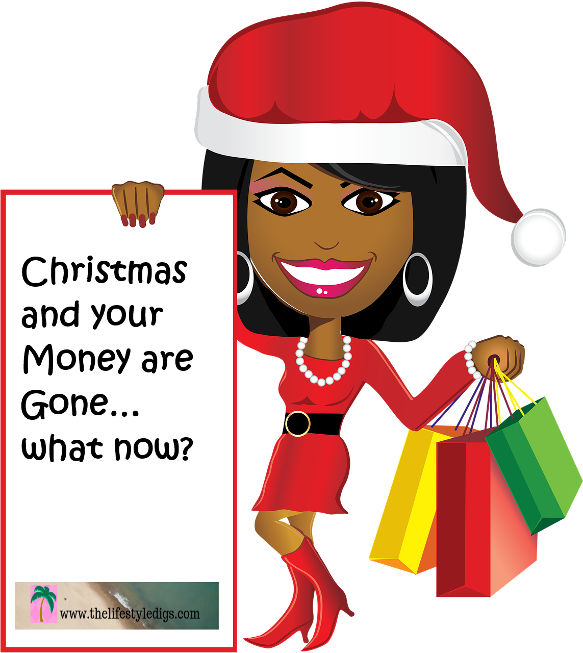 Christmas and your Money are Gone… what now?