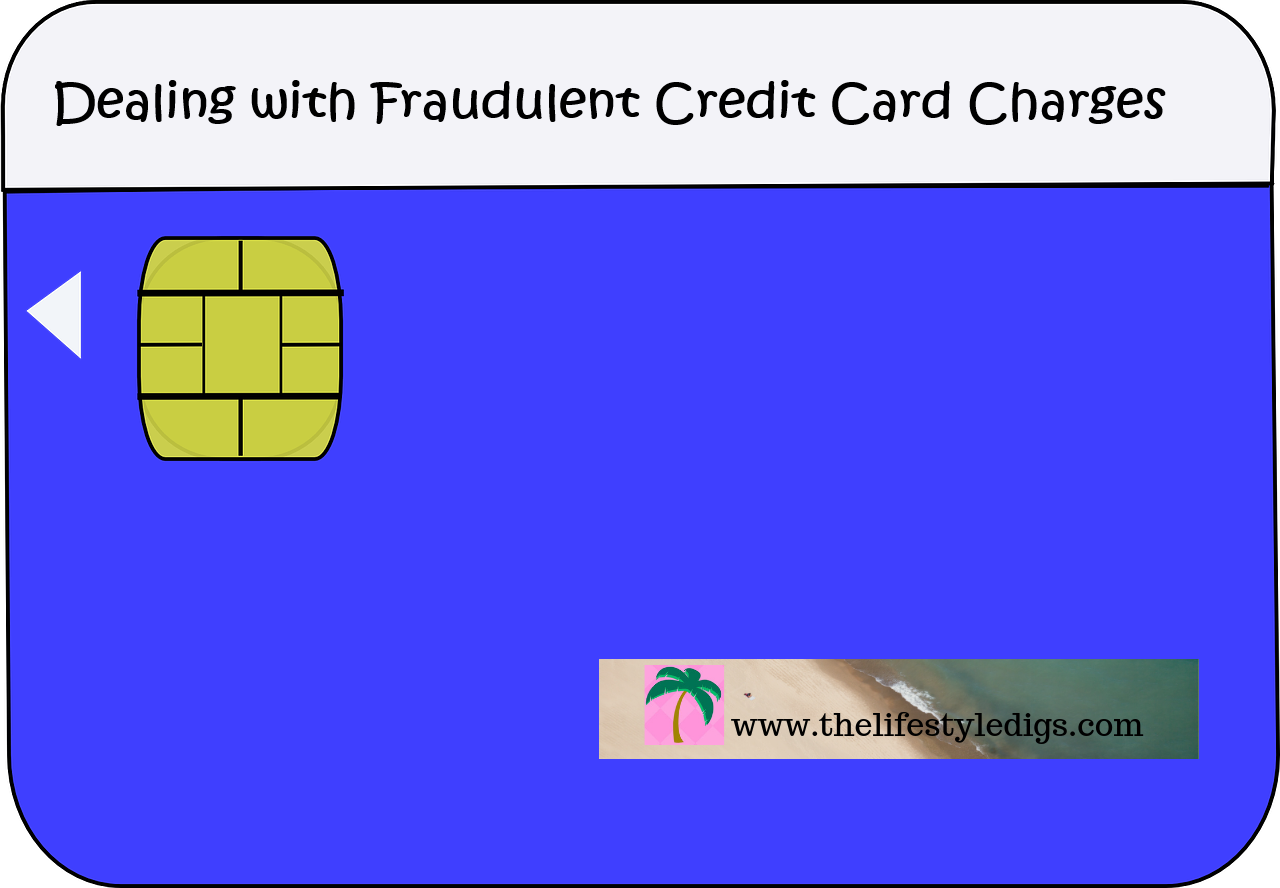 Dealing with Fraudulent Credit Card Charges