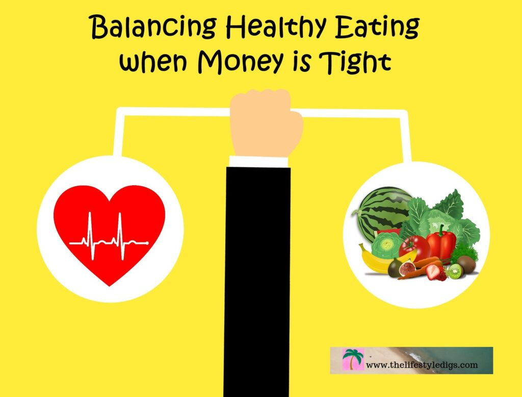 Balancing Healthy Eating when Money is Tight