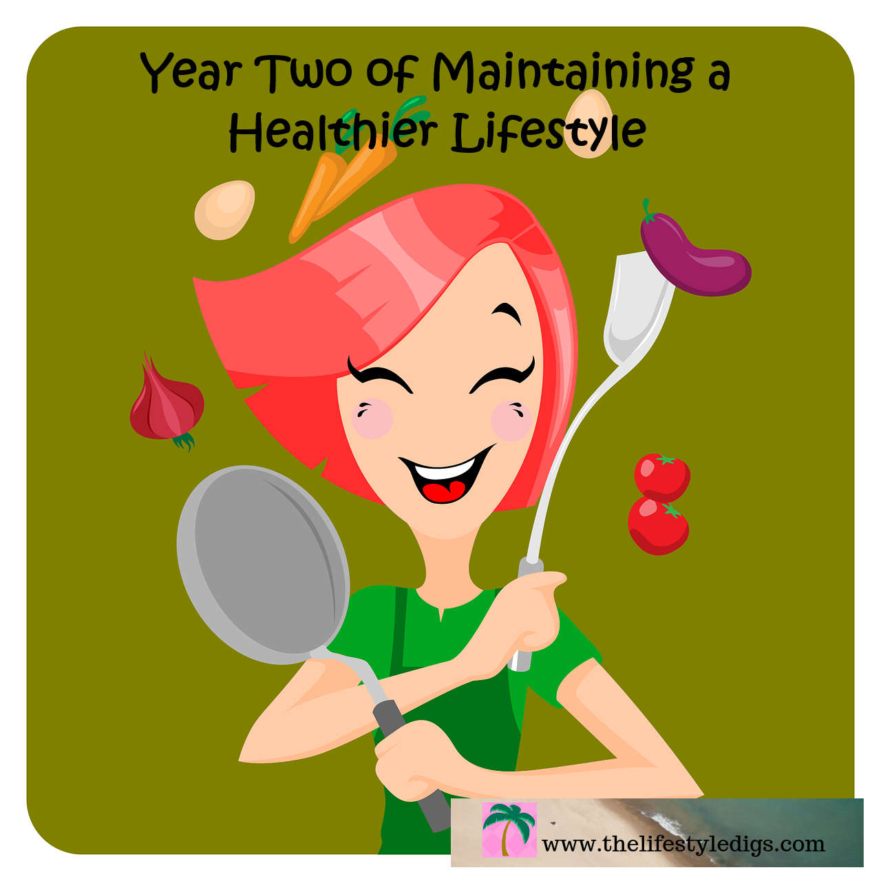 Year Two of Maintaining a Healthier Lifestyle