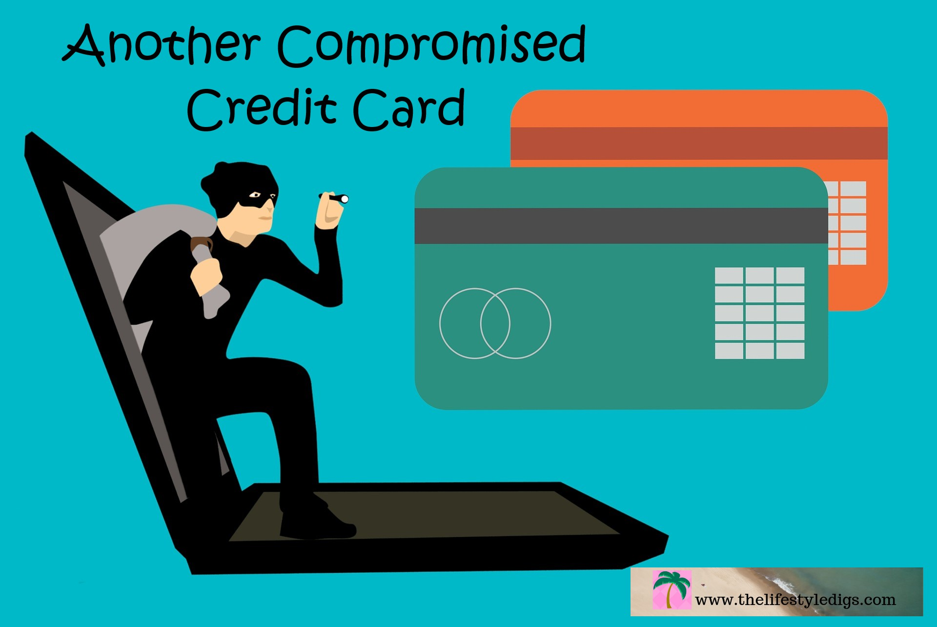 Another Compromised Credit Card!